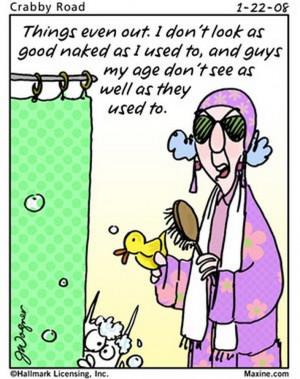 Seven Maxine Cartoons