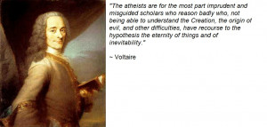 ... Quotes by Christians and Others on Atheism and God (view original