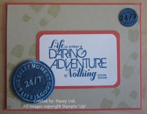 Details about NEW Stampin Up LIVE EVERY MOMENT Embosslits (New ...
