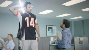 Nfl Sunday Ticket Spot Featuring Parvesh Cheena Screenshot