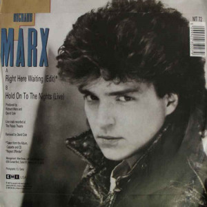 Right Here Waiting For You Richard Marx Richard marx right here