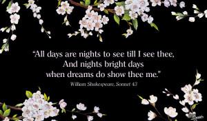 Verwandte Suchanfragen zu Shakespeare quotes romantic love
