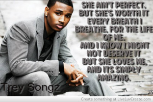Trey Songz Quotes Sayings