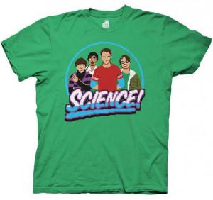 The Science Big Bang Theory...