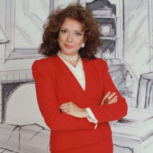 Julia Sugarbaker - Designing Women