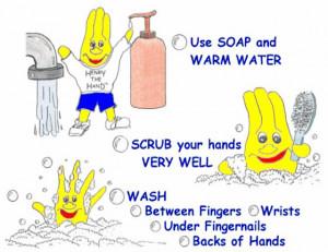 Good Hygiene and Hand washing Skills