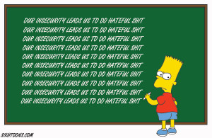 Related Pictures bart cartoons monday quotes