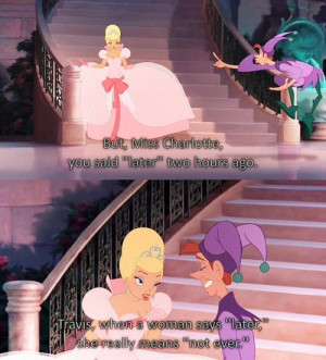 Princess And The Frog Quotes Charlotte