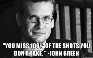 Popular John Green quote actually came from a teen on Tumblr