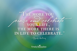 These are the gratitude quote oprah winfrey Pictures