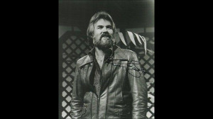 Kenny Rogers Signed Photograph
