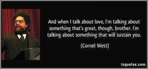 More Cornel West Quotes