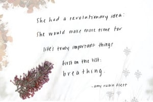 Yoga Quotes About Breath Breathing quote