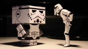 Stormtroopers wallpaper