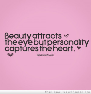 Personality Quotes For Girls...