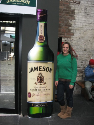 Jameson Whiskey Factory In Ireland Picture