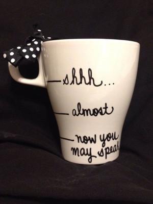 Custom Your Quote Coffee Mug, Personalized Mug on Etsy, £5.20 ...