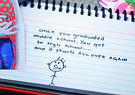 Middle School Graduation Quotes & Sayings