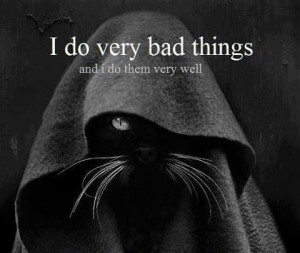 Do Very Bad Things