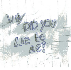 Why did you lie to me? by ~Rozamic on deviantART