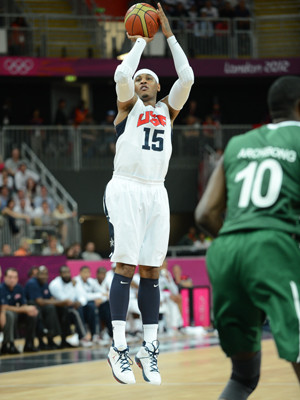 Carmelo Anthony Quotes Basketball Carmelo anthony had a