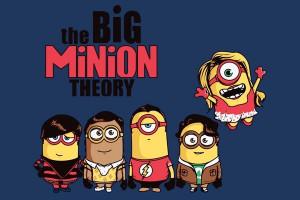 The Big Minion Theory.