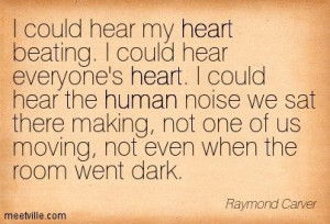 went dark raymond carver raymond carver quotes author quotes about ...