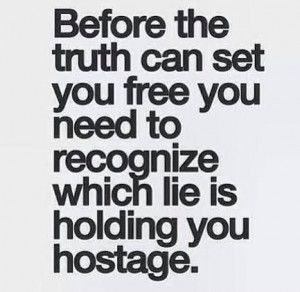 lying to yourself quotes by stop lying to yourself