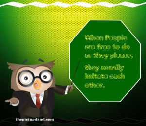 Cartoon Owl Pictures With Sayings and Quotes