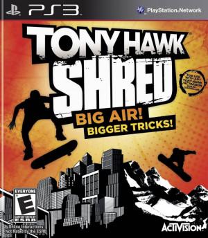 Tony Hawk Shred Skateboard