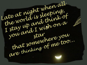 ... Heart's Way Of Reminding You That You Love Them - Missing You Quote