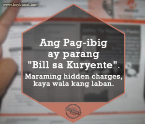 Tagalog Pag-ibig Quotes that We Can Relate To - Boy Banat