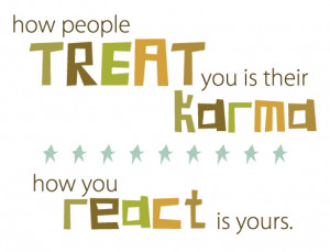 How about you? Do you react blindly or thoughtfully?