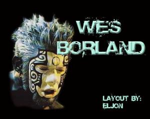 wes borland Image