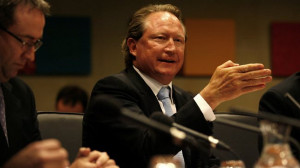 Andrew Forrest to step down as Fortescue CEO, become chairman