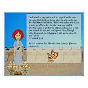 Encouragement Bible Scriptures Posters & Prints