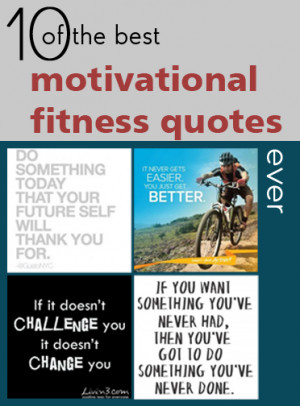 Top 10 Inspirational Fitness Quotes to Get You Motivated