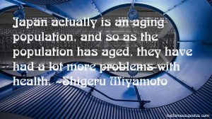 Quotes About Aging Population Pictures