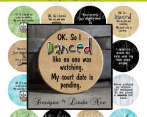 ... Sassy Quotes Digital Collage Sheet AMERICAN BUTTON Machine Tecre