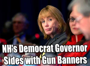 ... Gov Hassan Vetoes Constitutional Carry, Quotes Racist In Her Excuse