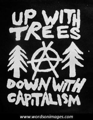 Anti capitalist quotes