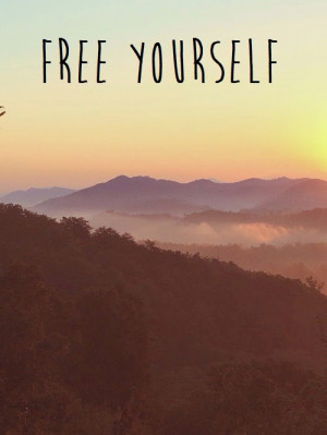 free yourself two word quotes