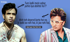 21 Double Meaning Bollywood Movies Dialogues Which Will Open Up Your ...