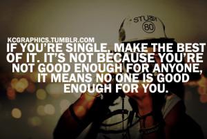 single people.