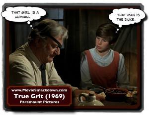 True Grit (2010) -vs- True Grit (1969)