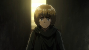 Armin Arlert Episode 2 Attack on titan