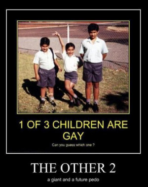 Of 3 Children Are Gay Can You Guess Which One