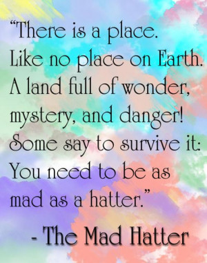 Mad Hatter Quotes Ffbfbadeebe