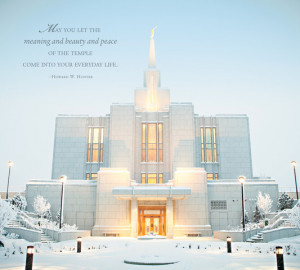 Lds Quotes On Temples Each temple image includes an