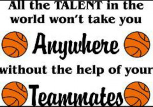 Softball Teammate Quotes Teammates